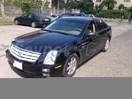 Cadillac CTS 3.2 LPG - Přestavba