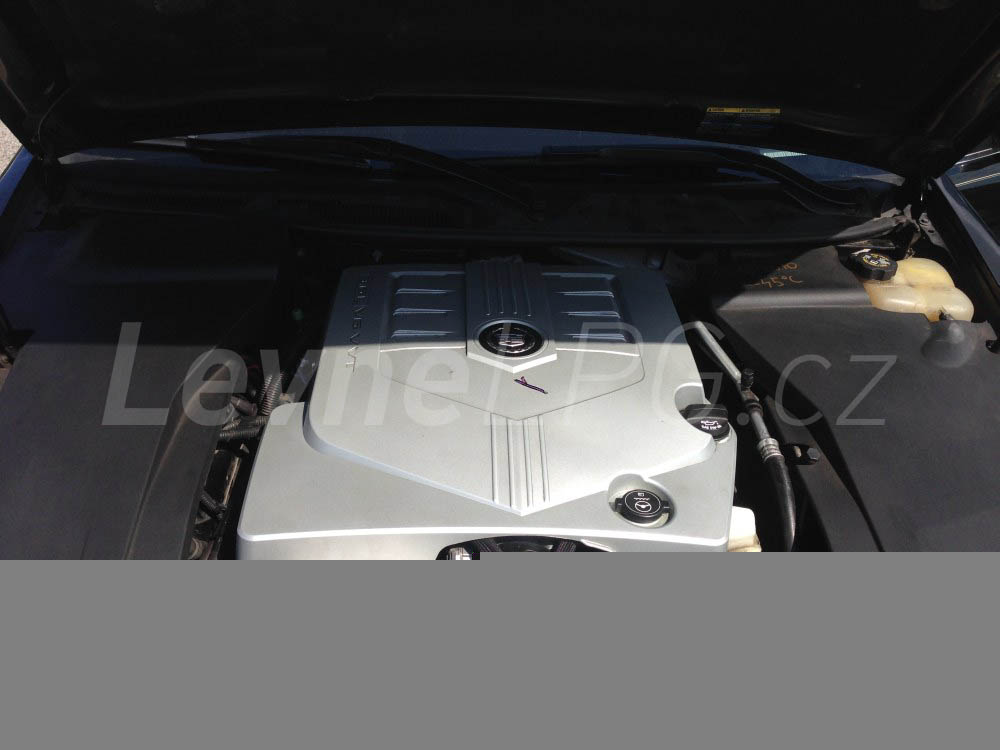 CADILLAC CTS 3.2 V6 - LPG 3