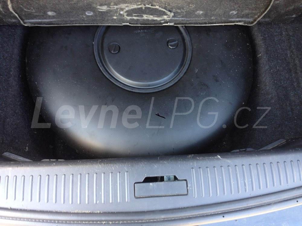CADILLAC CTS 3.2 V6 - LPG 6