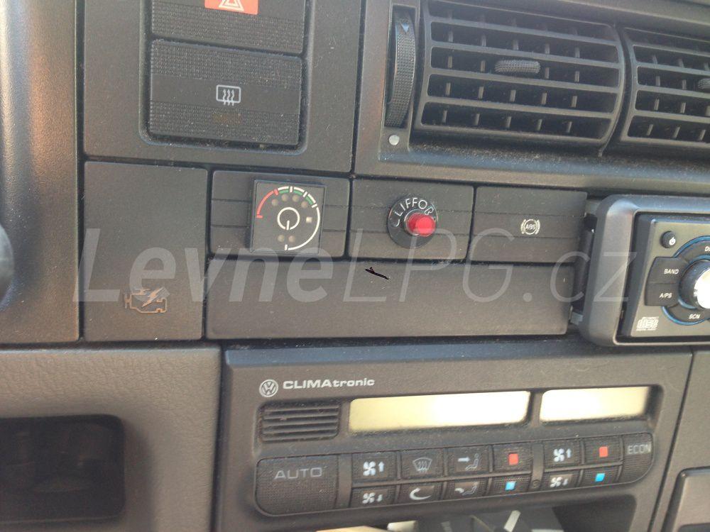 VW Caravelle 2.5 - LPG 3