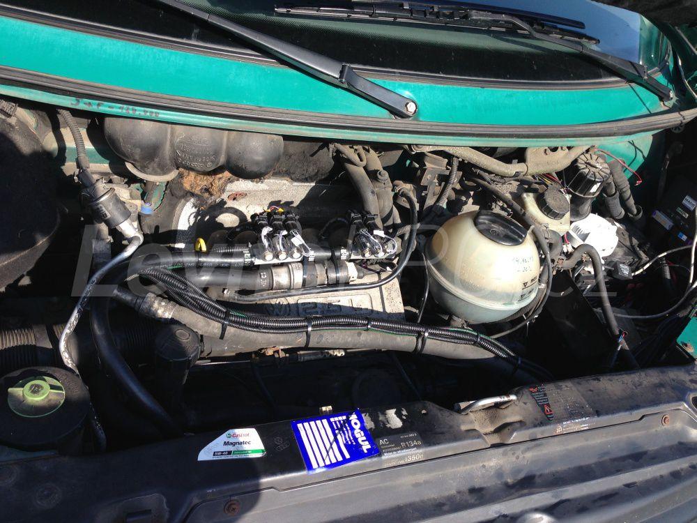 VW Caravelle 2.5 - LPG 2