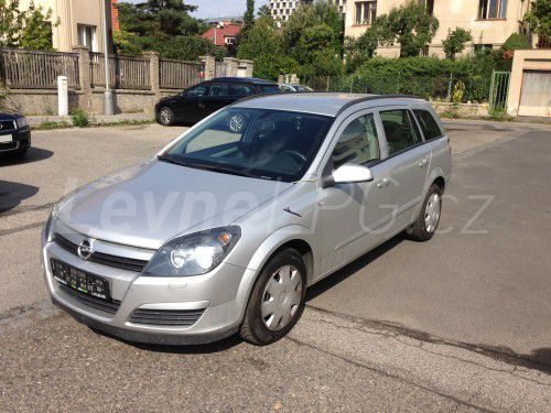 Opel Astra H 1.6 LPG - Přestavba