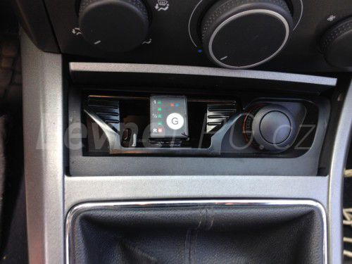 Opel Astra H 1.6 LPG - Přepínač
