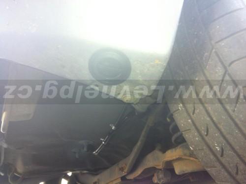 Mazda 3 plnění LPG