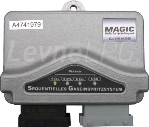 Řídící jednotka LPG Magic 2