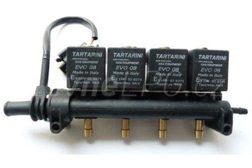 LPG Tartarini - vstřikovače