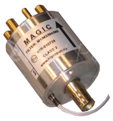 Filtr plynné fáze Magic 2