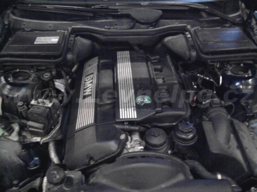 BMW 530i E39 - LPG 1