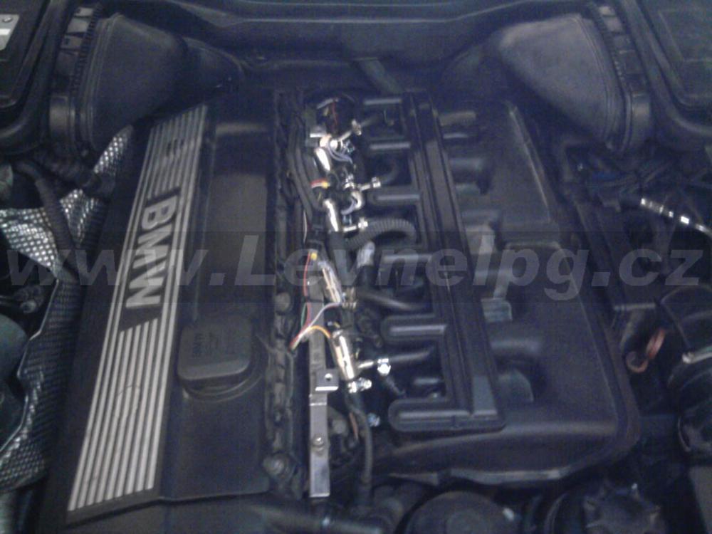 BMW 530i E39 - LPG 2