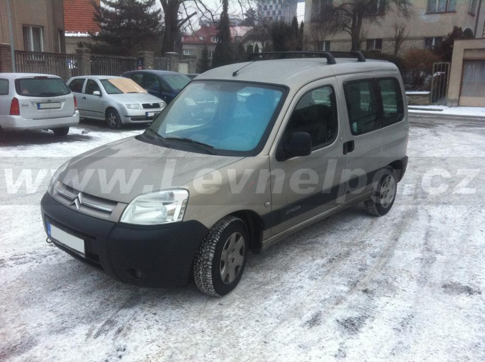 CITROEN Berlingo 1.4i - LPG 1