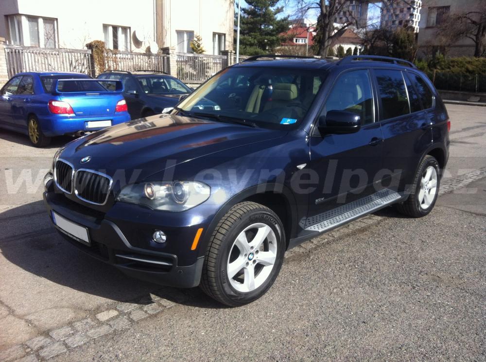 BMW X5 E70 3.0si - LPG 1