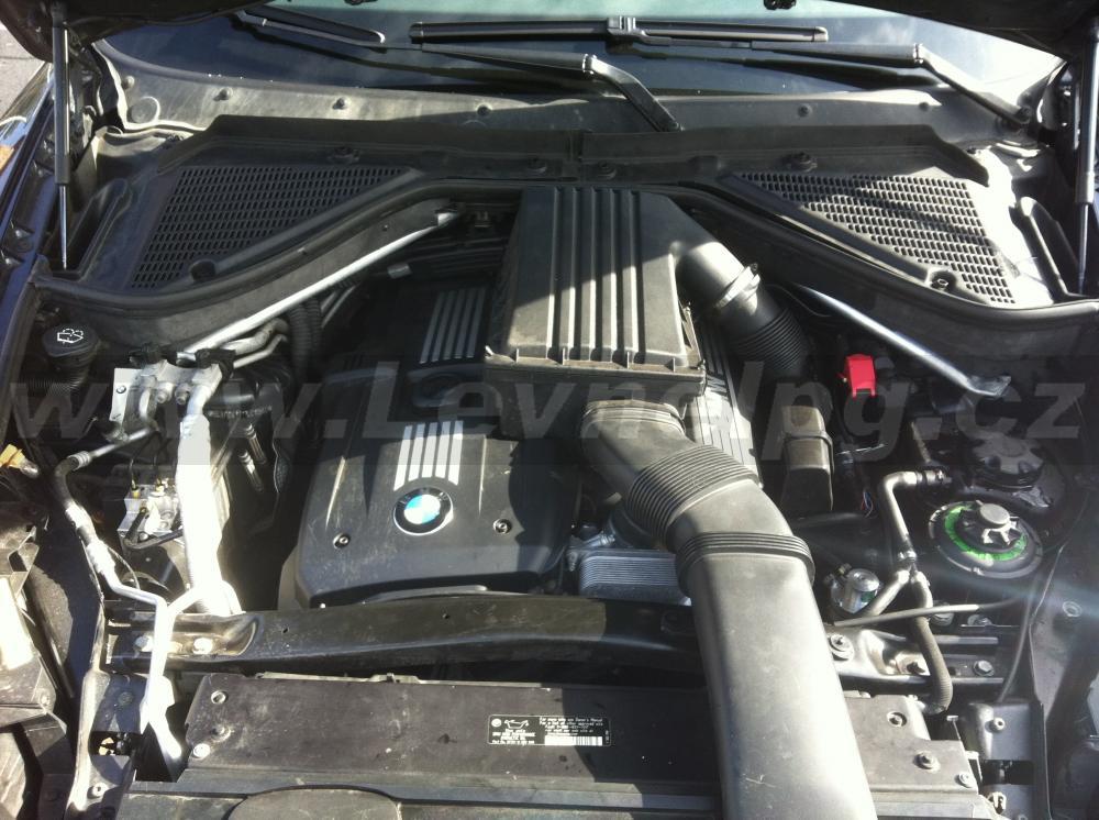 BMW X5 E70 3.0si - LPG 2