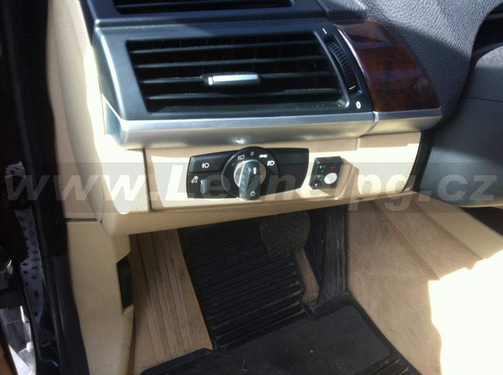 BMW X5 E70 3.0si - LPG 3