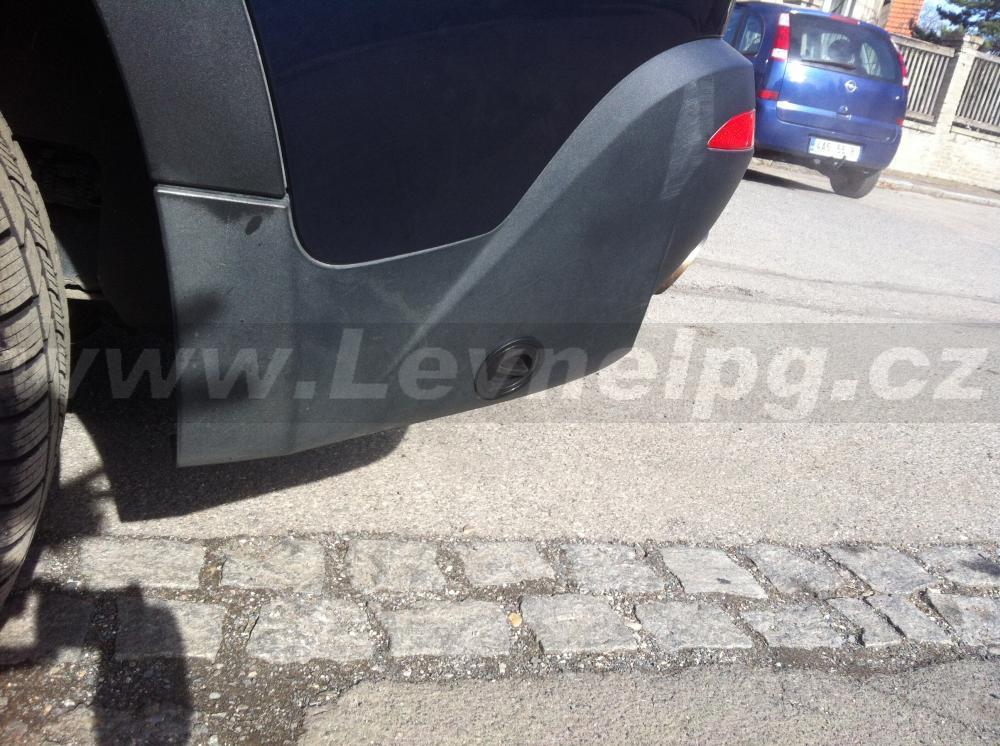 BMW X5 E70 3.0si - LPG 4