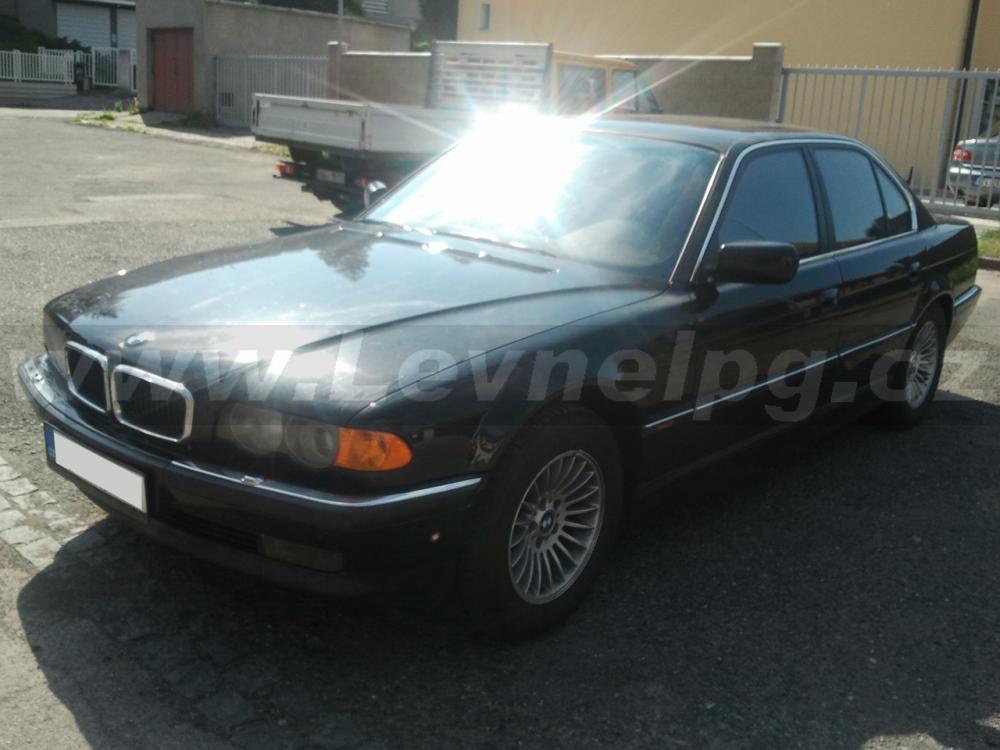 BMW 728i E38 - LPG 1
