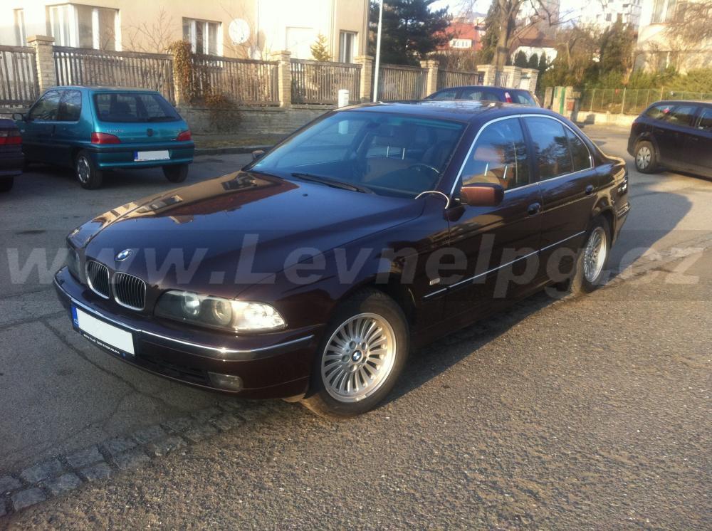 BMW 535i E39 - LPG 1