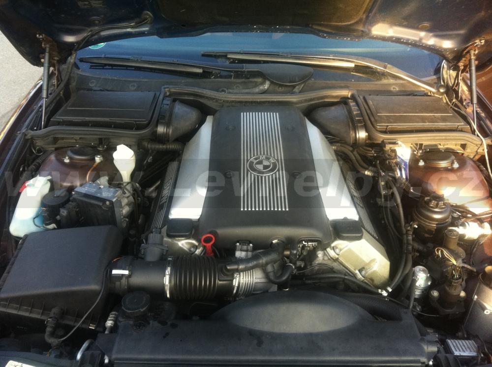 BMW 535i E39 - LPG 2
