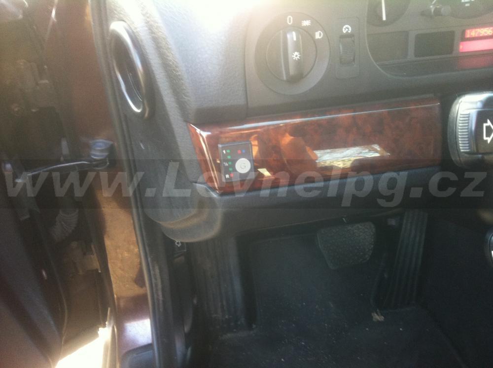 BMW 535i E39 - LPG 3
