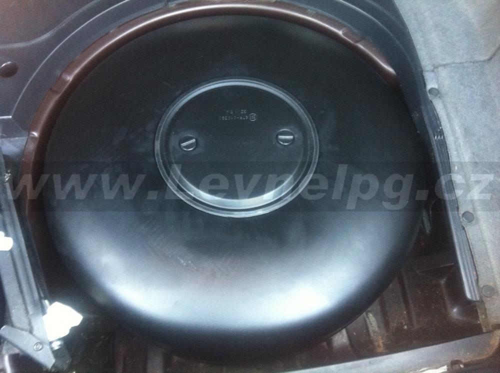 BMW 535i E39 - LPG 5