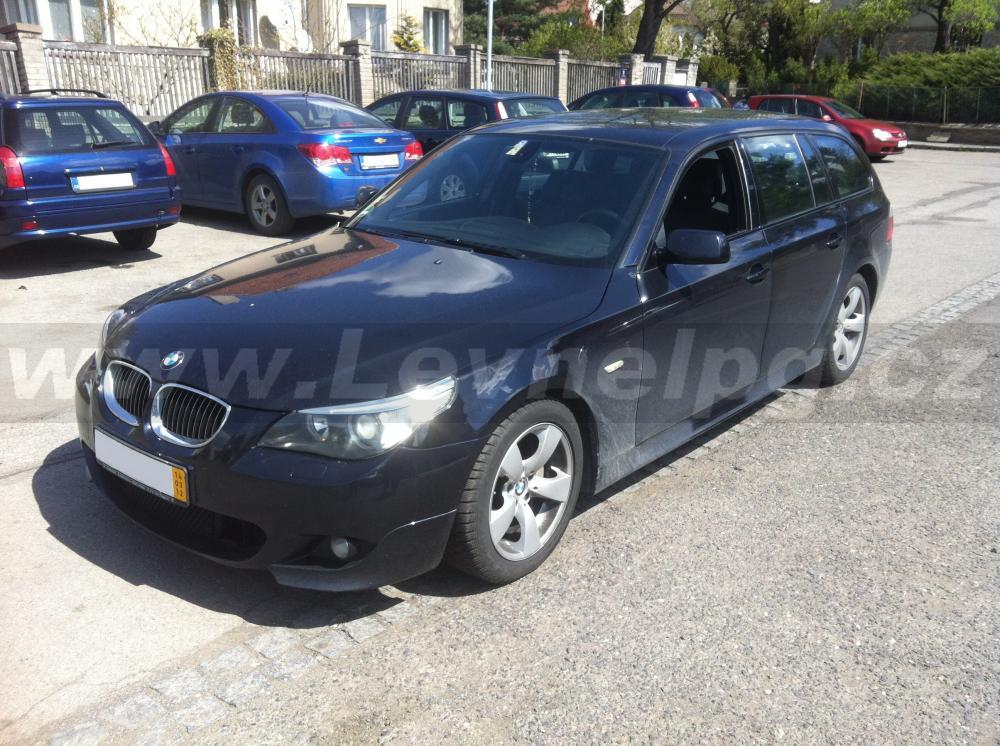 BMW 550i E61 - LPG 1