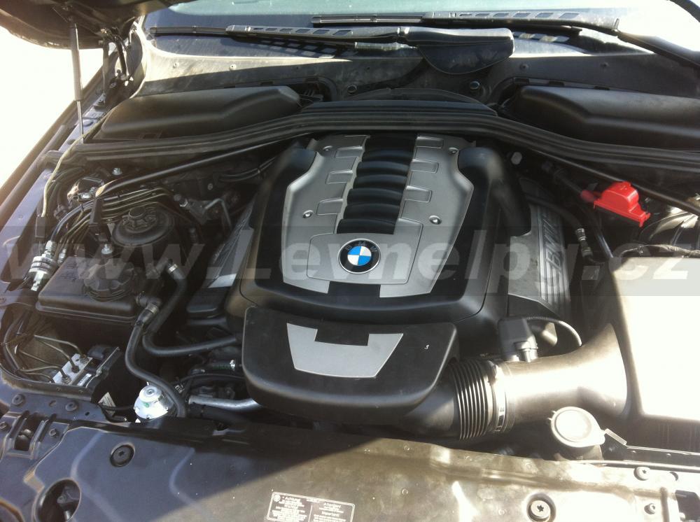 BMW 550i E61 - LPG 2