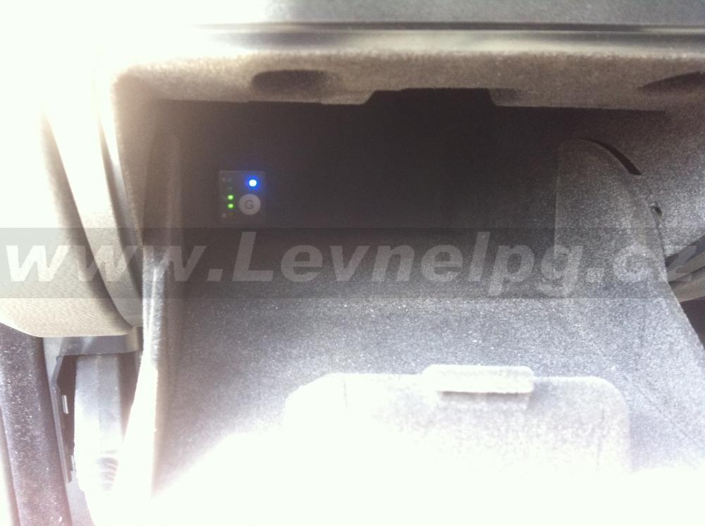 BMW 550i E61 - LPG 3
