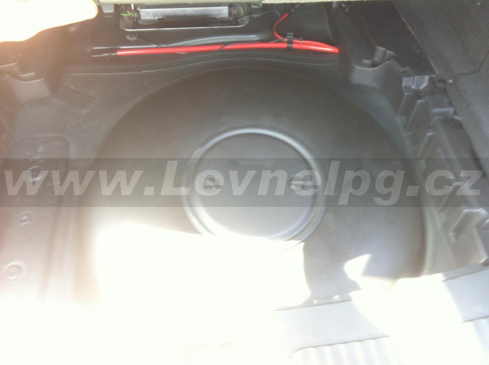 BMW 550i E61 - LPG 5