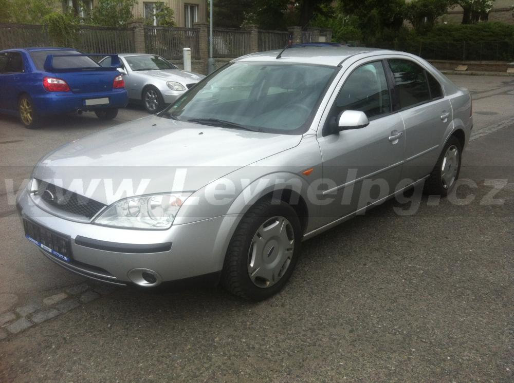 FORD Mondeo 2002 1.8 - LPG 1