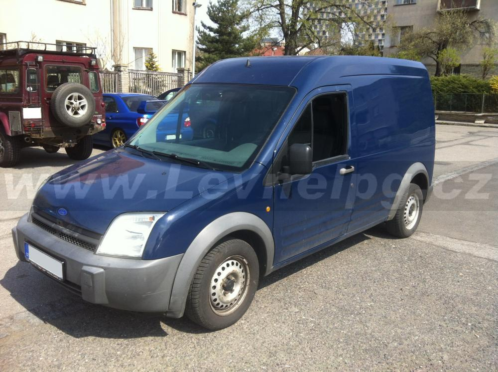 FORD Transit Connect 1.6 - LPG 1
