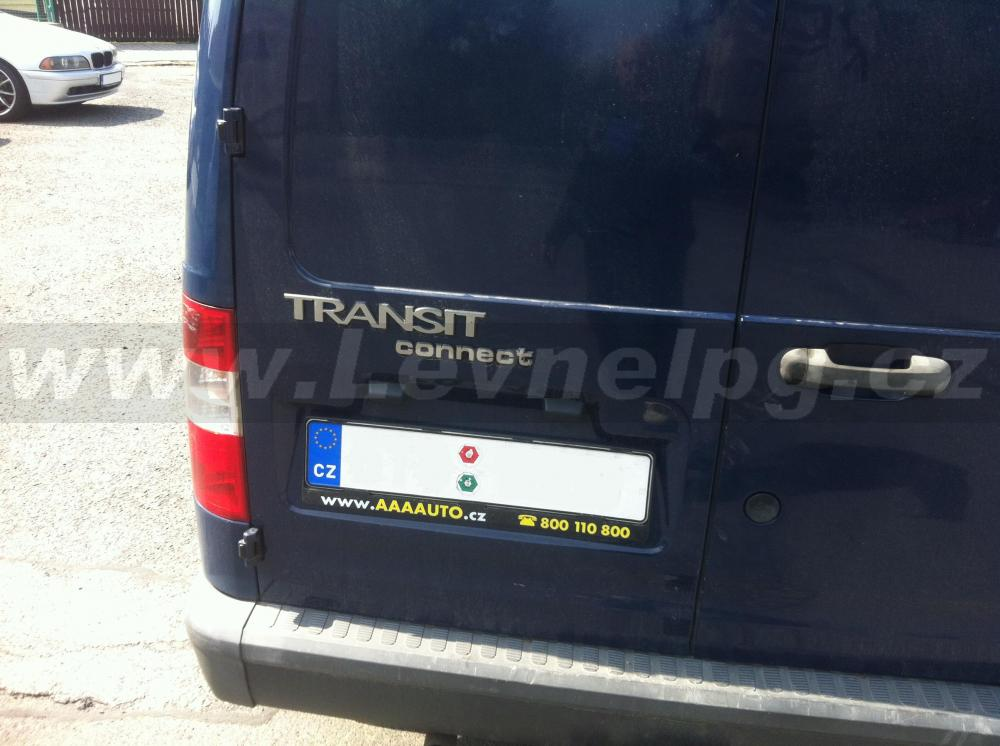 FORD Transit Connect 1.6 - LPG 4