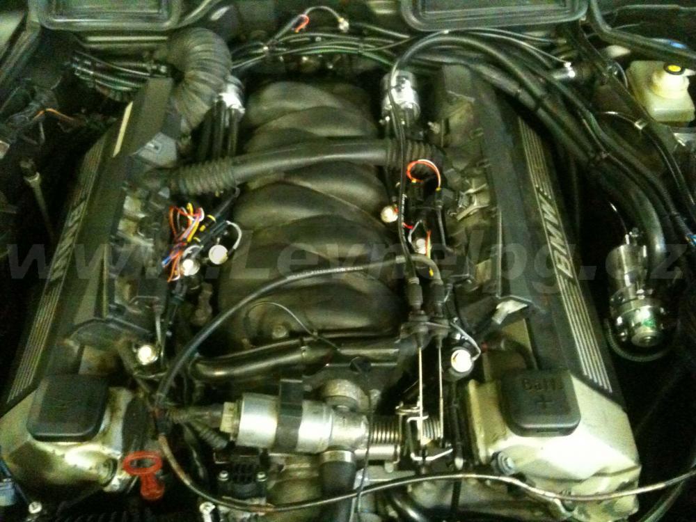 BMW 740i E38 - LPG 1