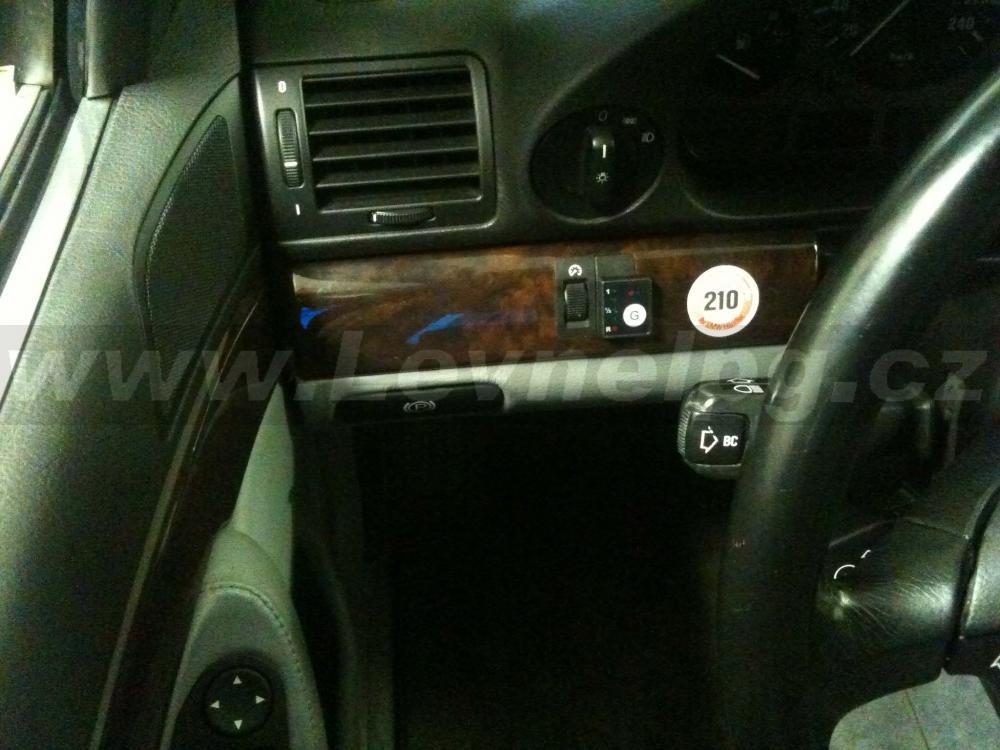 BMW 740i E38 - LPG 2