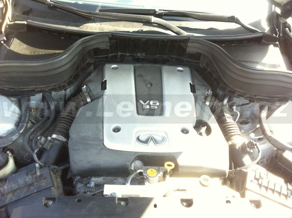 INFINITI FX35 - LPG 2