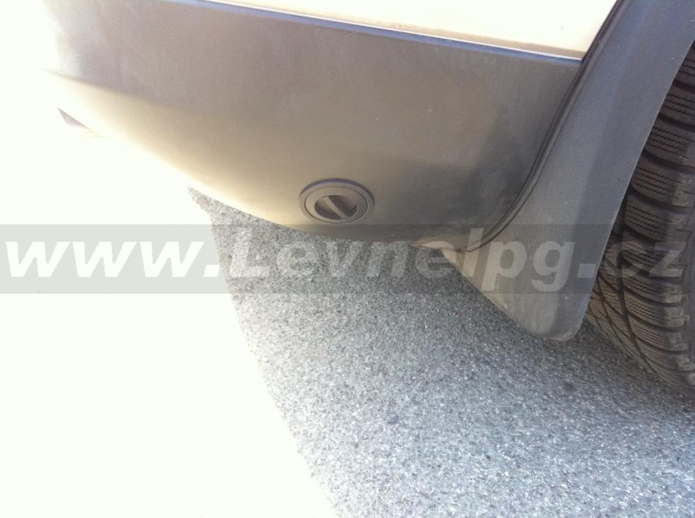 INFINITI FX35 - LPG 4