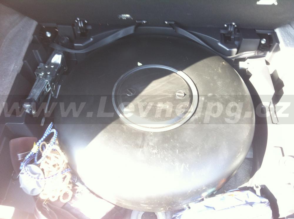 INFINITI FX35 - LPG 5