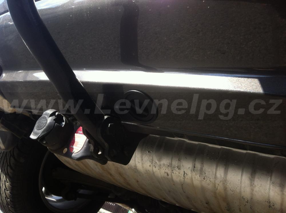KIA Sportage 2.7 V6 - LPG 4