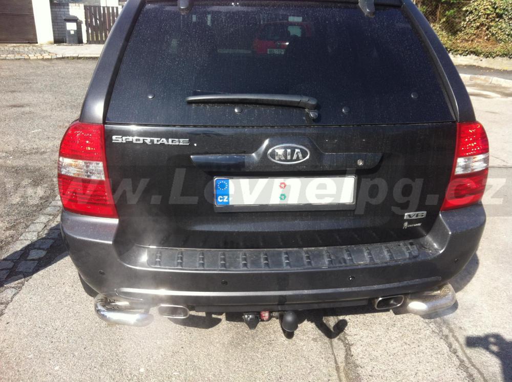 KIA Sportage 2.7 V6 - LPG 6