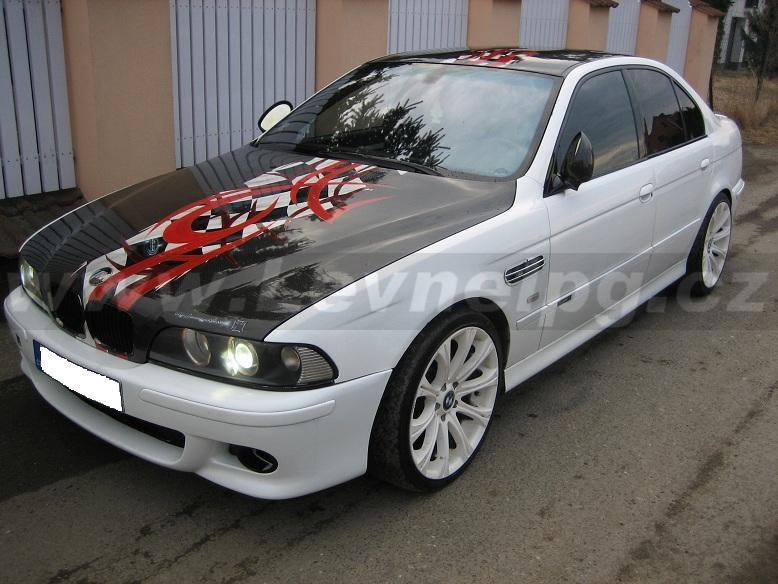 BMW M5 E39 - LPG 1