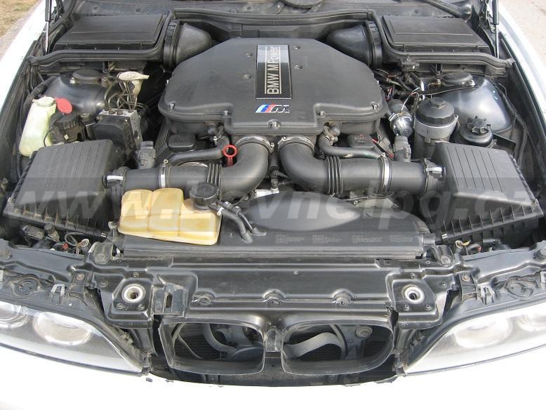 BMW M5 E39 - LPG 2