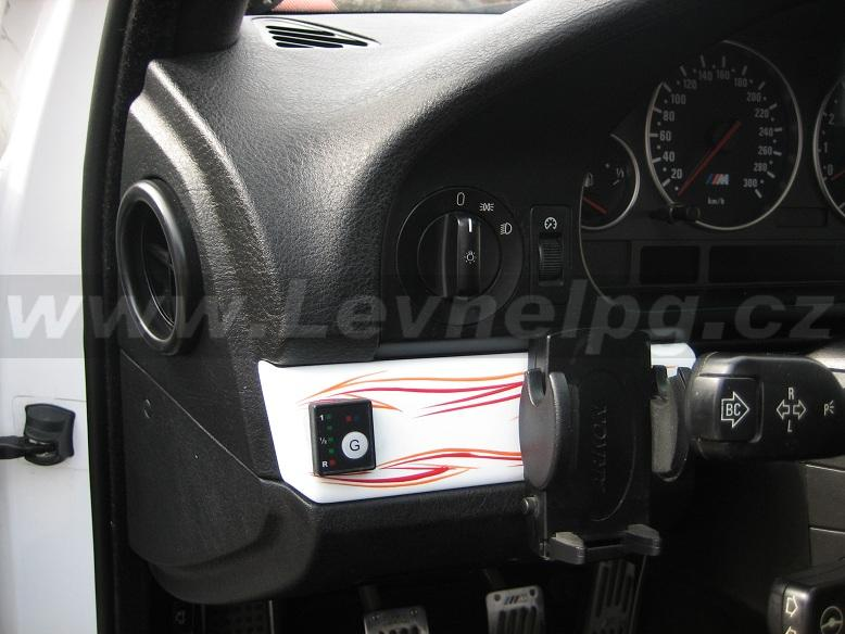 BMW M5 E39 - LPG 3