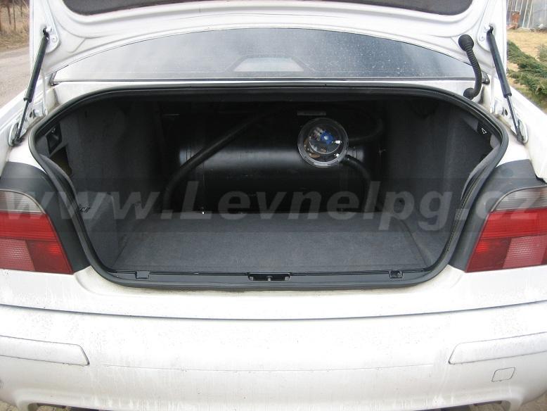 BMW M5 E39 - LPG 4