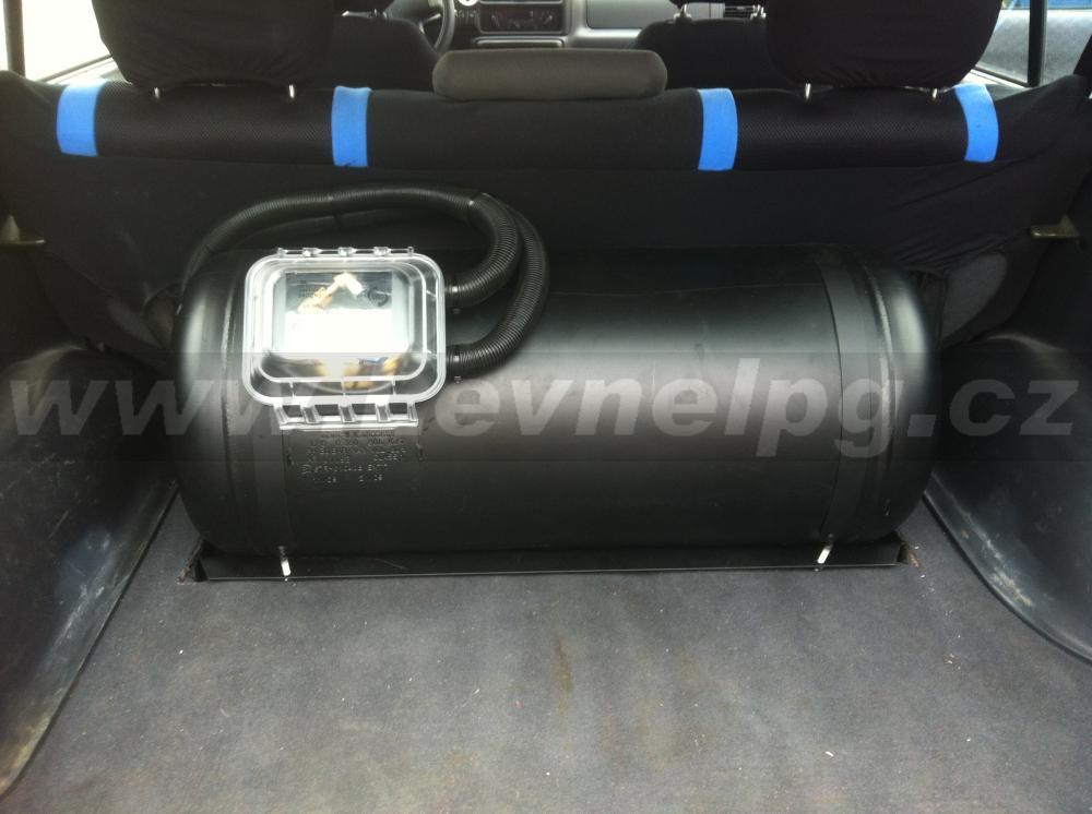 OPEL Frontera - 3.2 V6 - LPG 5