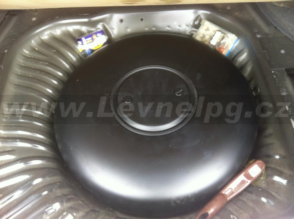 PEUGEOT 406 1.8 combi - LPG 5