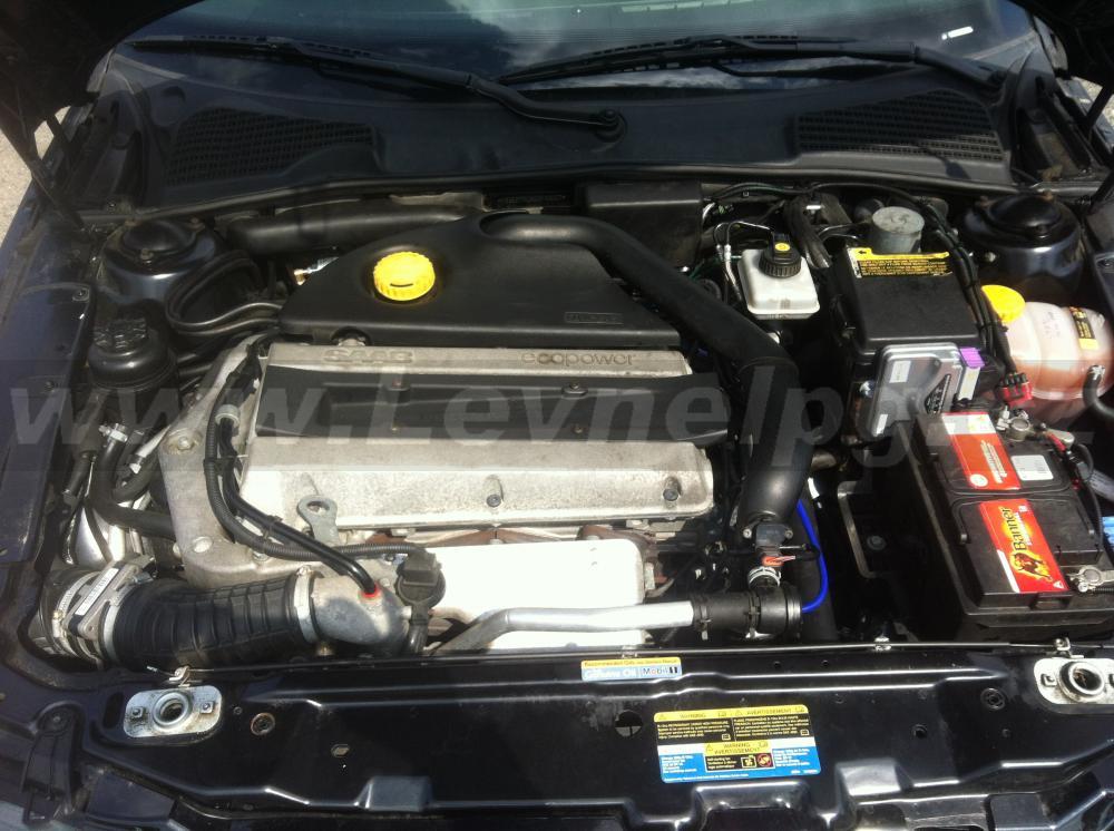 SAAB 9-3 2.3 Turbo - LPG 2