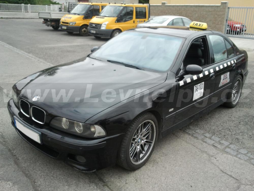 BMW M5 E39 II - LPG 1
