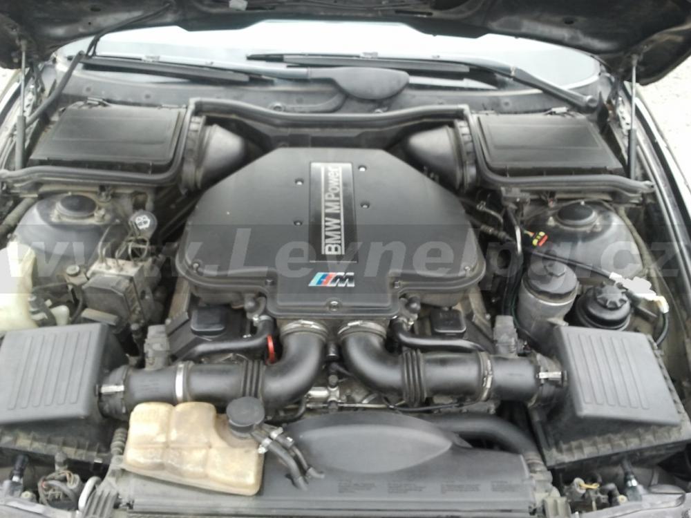BMW M5 E39 II - LPG 2