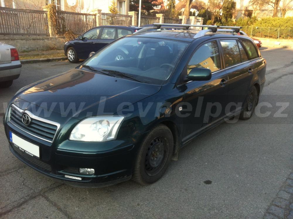 TOYOTA Avensis 1.6 - LPG 1