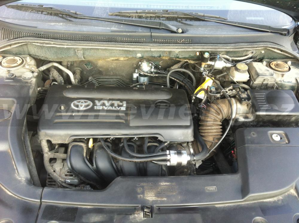 TOYOTA Avensis 1.6 - LPG 2