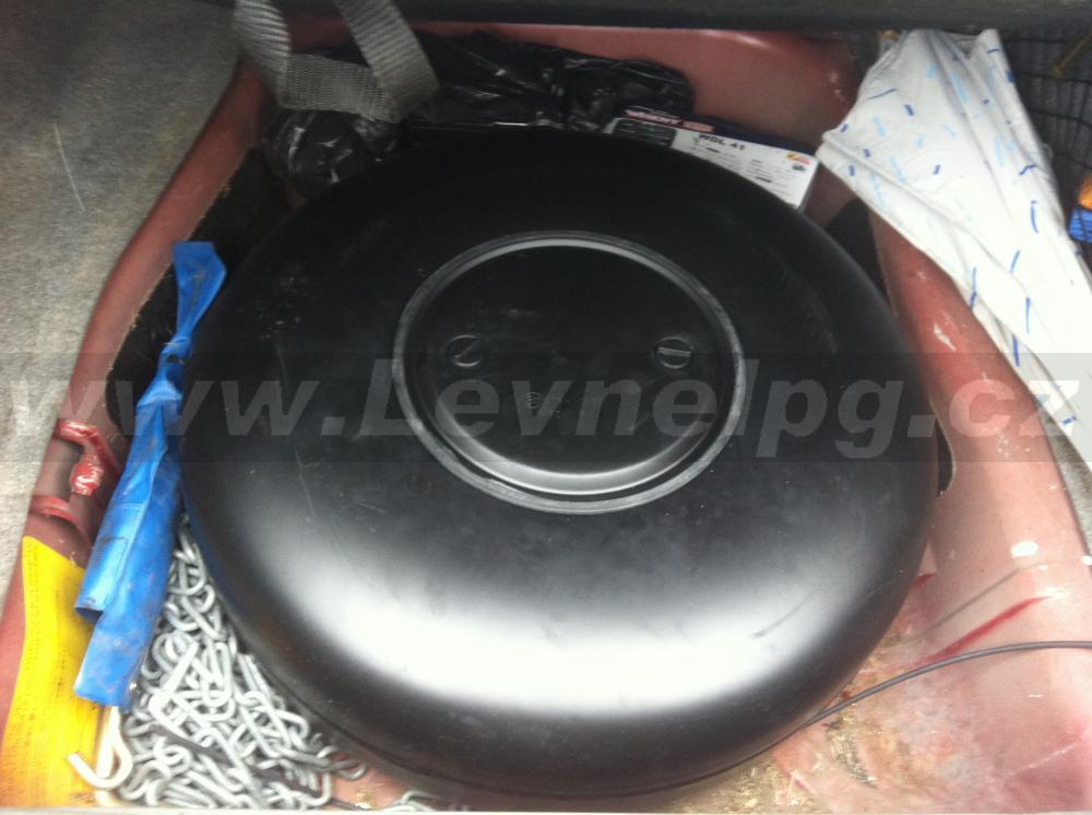VOLVO S40 1.8 - LPG 5