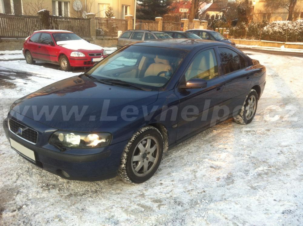 VOLVO S60 2.4 Turbo - LPG 1